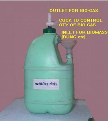 Laboratory Scale Bio Gas Plant   SALEEM INDIA BLOG